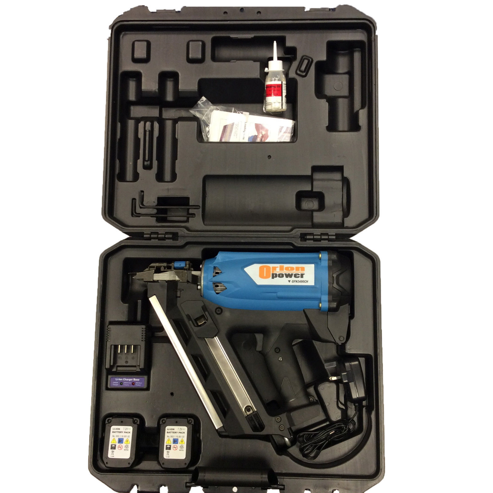 Paslode And Most Other Brands Budget Packs1st Fix Nails